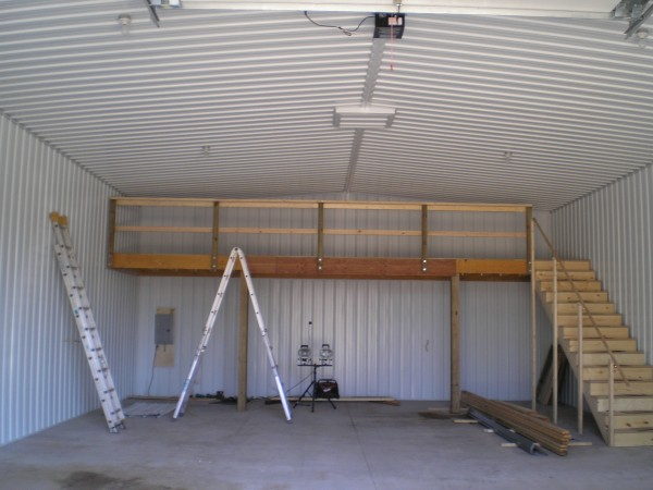 Eagle River Wisconsin Storage Condos Insulated Commercial