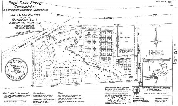 Click To See Site Plan. Eagle River Storage ...