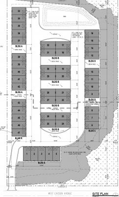 New Berlin Storage Condo Site Plan