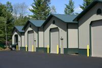 Personal Storage Condos are great for storing your classic car, jet ski, ATV or snowmobile.