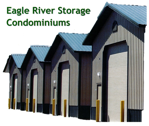 Storage Condos are perfect for Business or Personal Storage.